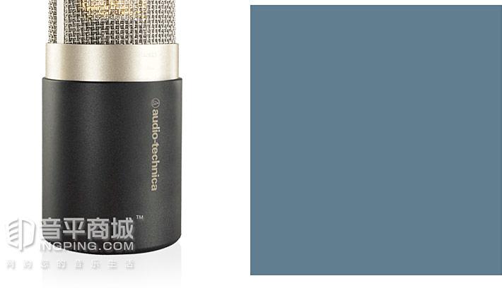 铁三角 AT5040 MIP 录音棚电容麦克风 主要特点