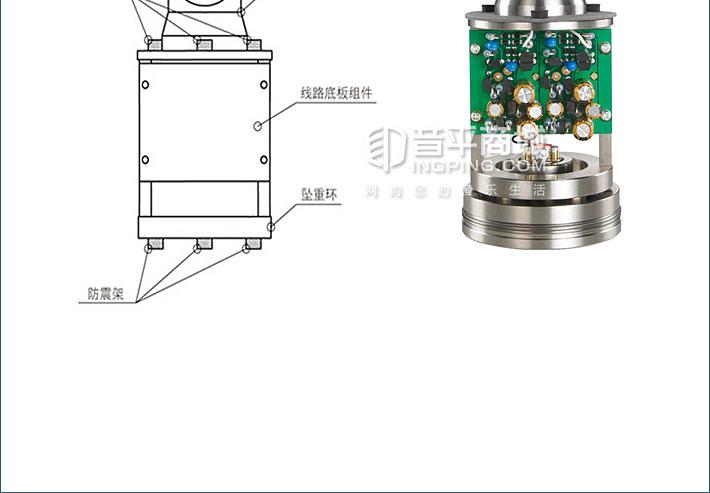 铁三角 AT5040 MIP 录音棚电容麦克风