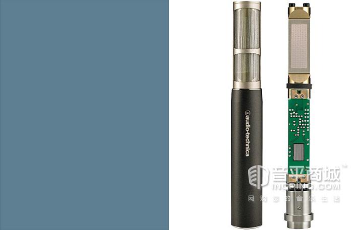 铁三角 AT5045 大震膜乐器电容话筒 技术参数