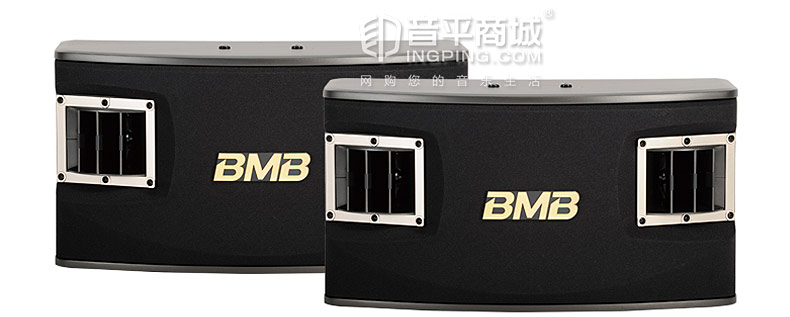 BMB CSV-450 10寸家庭KTV专业卡拉OK音箱卡包音箱音响(一对)