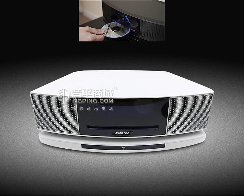 博士(BOSE) Wave SoundTouch IV妙韵音乐系统 CD播放机bose妙韵4代 蓝牙