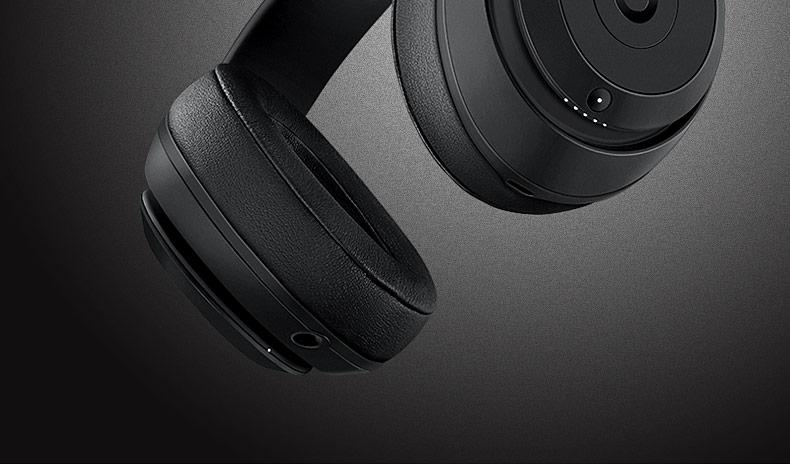 Beats Studio 3 Wireless 无线蓝牙头戴式降噪耳机