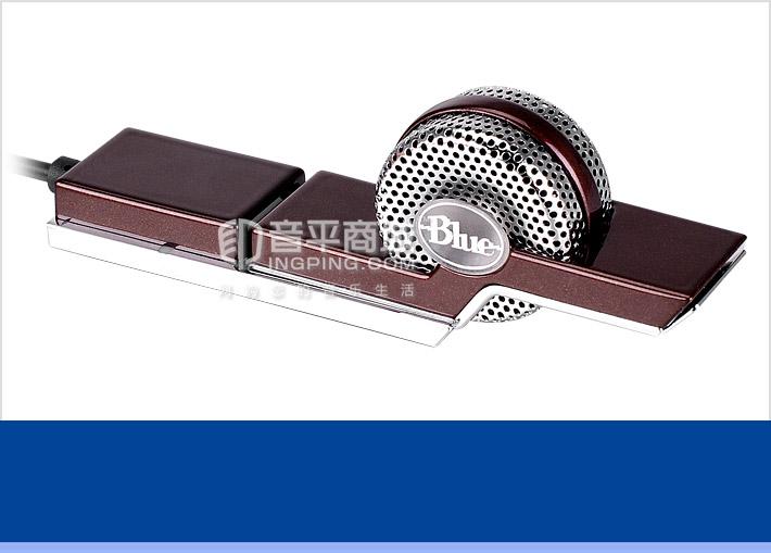 Blue Tiki 蜗牛Tiki 电容式USB微型录音麦克风