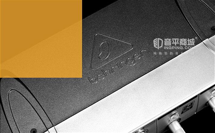 百灵达(BEHRINGER) MINIMIX MIX800 K歌处理器