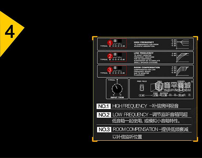 NEKKST K6监听音箱限制器