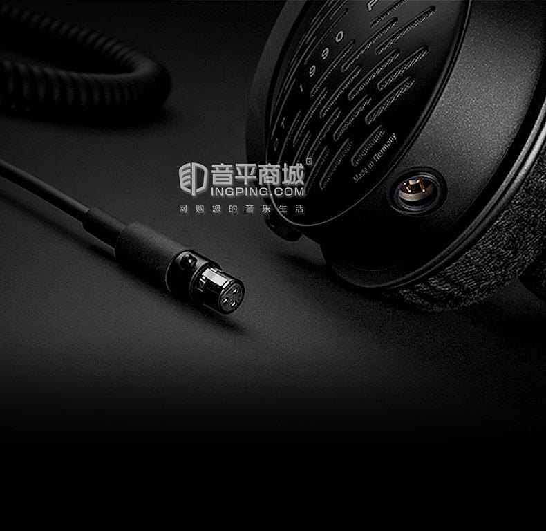 拜亚动力(Beyerdynamic) DT1990 PRO头戴式HIFI监听耳机 高解析高保真音乐旗舰耳机