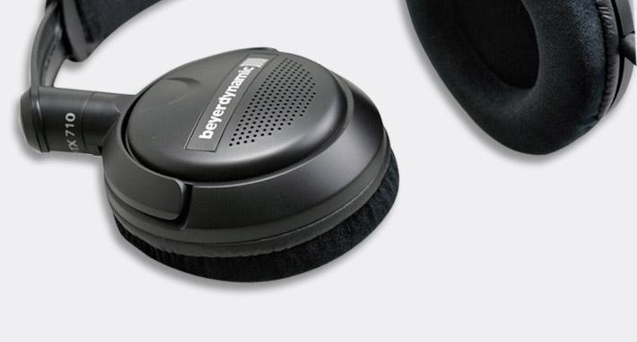 拜亚动力(Beyerdynamic) DTX 710 高保真立体声耳机