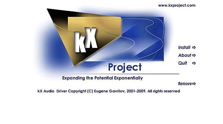 SB Audigy 4 二代 Value PCI 7.1声卡 (K歌专用) kx驱动