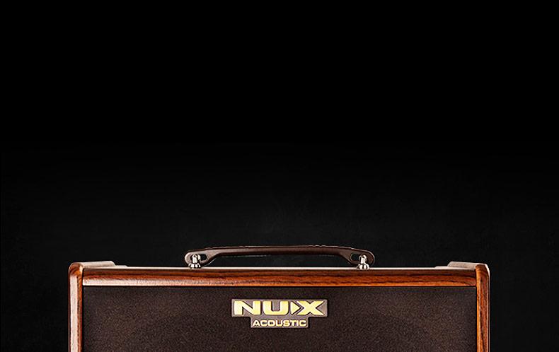 Nux/小天使SA-40民谣木吉他户外弹唱音箱