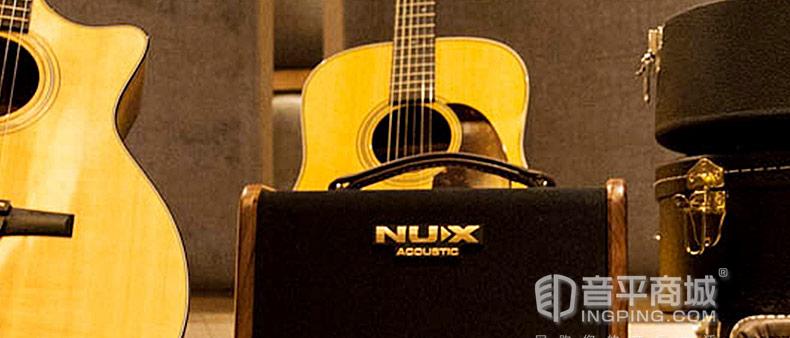Nux/小天使AC-50民谣木吉他户外蓝牙弹唱音箱