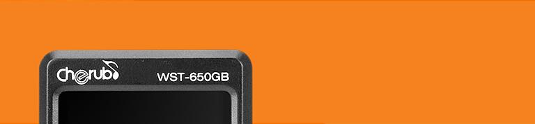 小天使(Cherub) WST-650GB吉他 贝司校音器