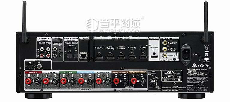 AVR-X1100W
