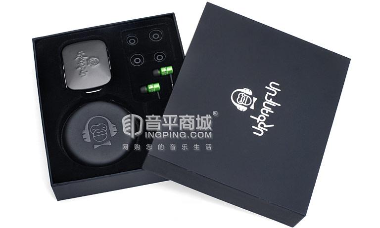 URBANFUN Hybrid Earphone 配置