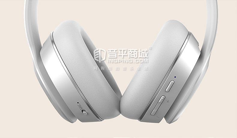 漫步者(Edifier) W828NB无线蓝牙主动降噪折叠头戴式耳机