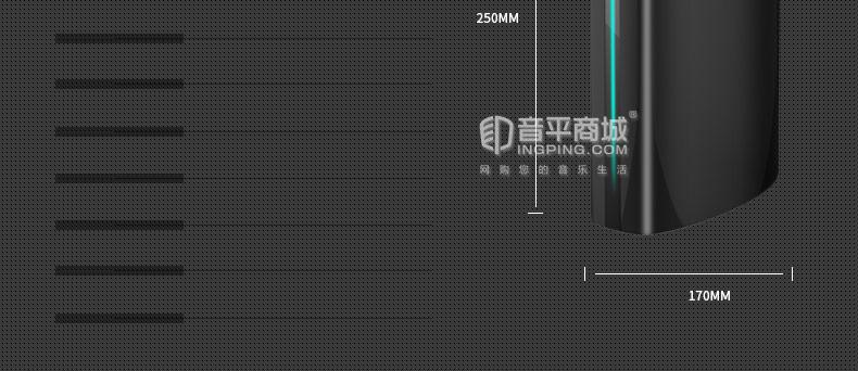视易(EVIDEO) K20S 家庭KTV点歌机高清播放器 云曲库