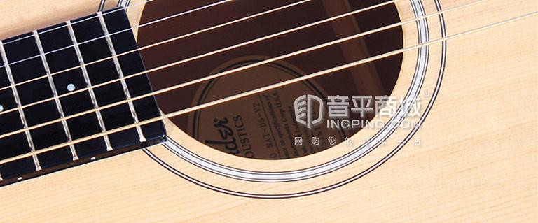 CD-60 41寸云杉面板初学者民谣吉他 木吉他
