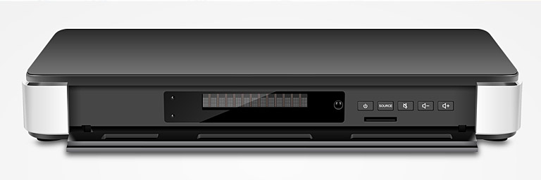 飞歌(Flyaudio) HT-100 5.1家庭影院音响 画质