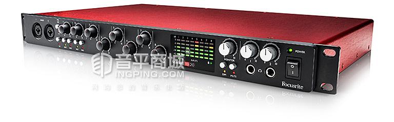 Scarlett 18i20专业录音 USB外置声卡 音频接口升级版 包装清单