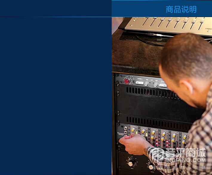 富克斯特(Focusrite) ISA 828 8通道话筒放大器
