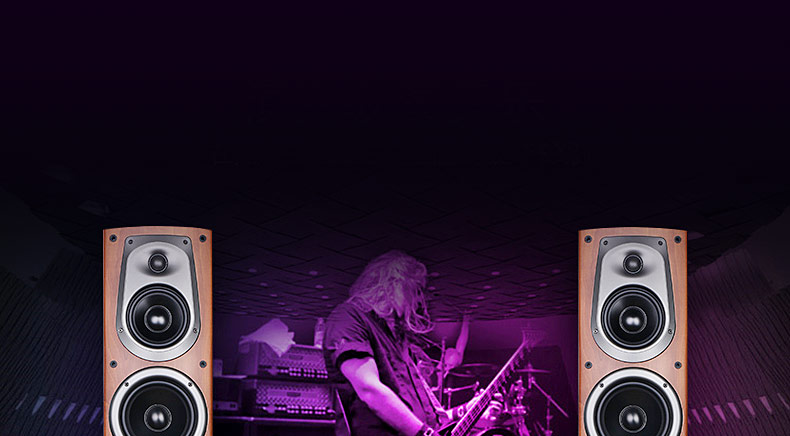 惠威(HiVi) D500家庭影院5.0家用客厅音响套装木质hifi环绕音箱