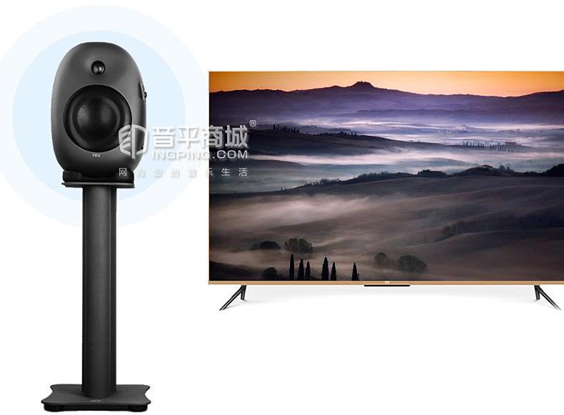 惠威(HiVi) X8 监听hifi音箱 台式电脑电视多媒体2.0有源书架音响