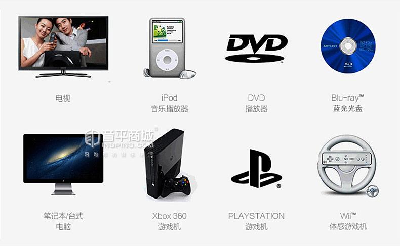 惠威(HiVi) D1090 无线蓝牙HiFi音响6.5英寸数字音箱