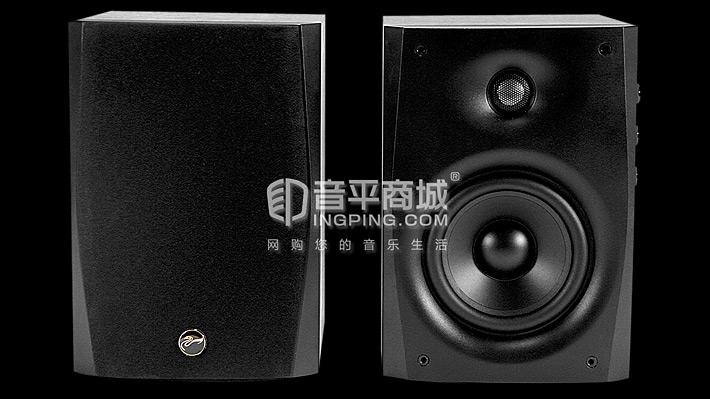 惠威(HiVi) D1080IV 5.25寸多媒体音箱 黑色(一对装)