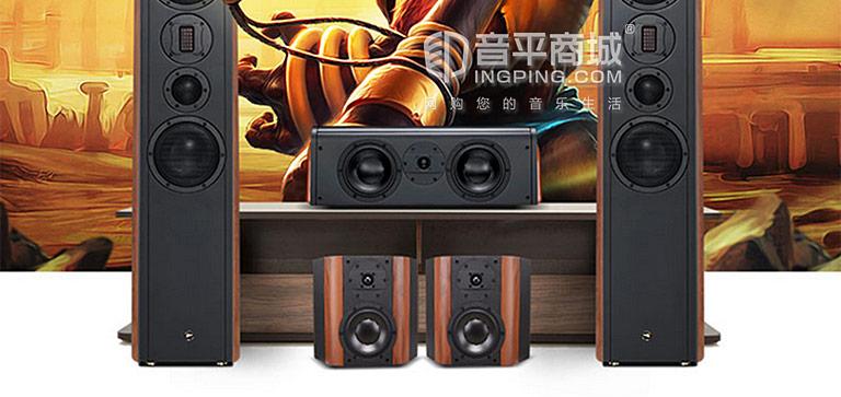 D3.2MKII  家庭影院音响 5.1环绕音箱套装
