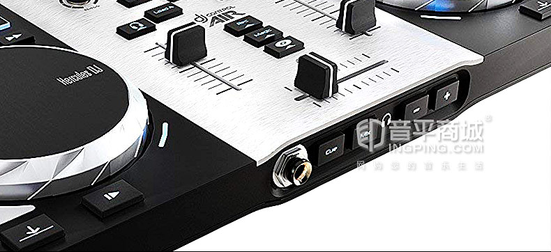 嗨酷乐(Hercules) DJ control Air S Series 便携式多功能DJ打碟机控制器
