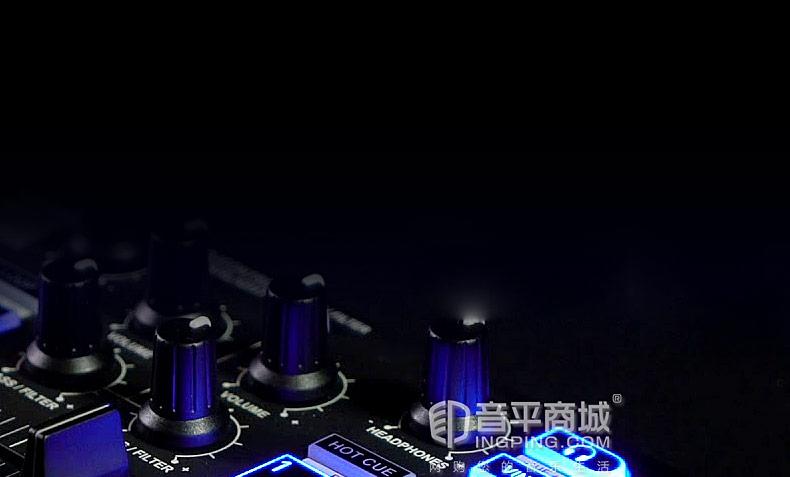 DJ control Starlight 一体化DJ打碟机全功能控制器