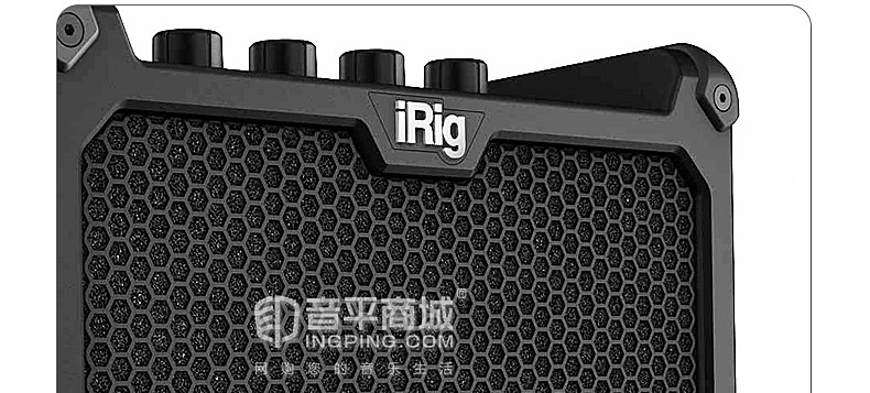 IK(IK-Multimedia) IK iRig Micro Amp 桌面式电吉他放大器iOS效果器吉他贝司音箱