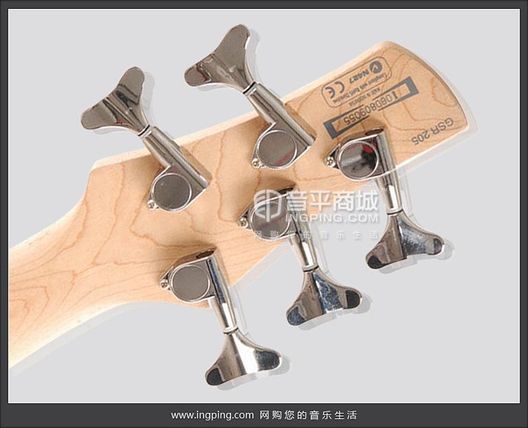 依班娜(Ibanez) 电贝司品牌 GSR-205 五弦前级驱动电贝司