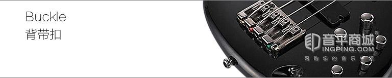依班娜(Ibanez) 电贝司品牌 SR300E 24品电贝司 (黑色)