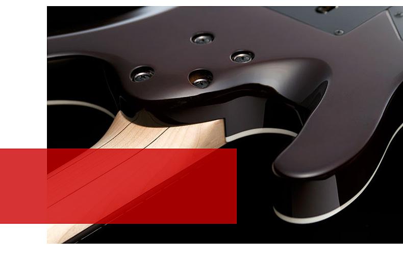 依班娜(Ibanez) KIKO100 Kiko Loureiro签名款电吉他 琴盒 日产限量