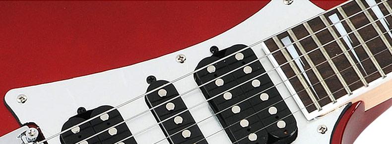 GRG255DX 24品双摇电吉他