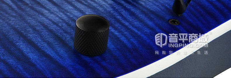 RGA42FM 41寸虎纹枫木贴面印产电吉他