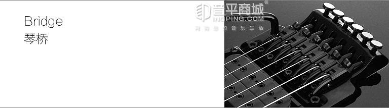 依班娜(Ibanez) 电吉他品牌 GRG250P 流行 摇滚 双摇电吉他 (黑色)