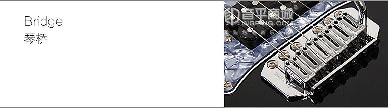 依班娜(Ibanez) GRX150 双单 双拾音电吉他