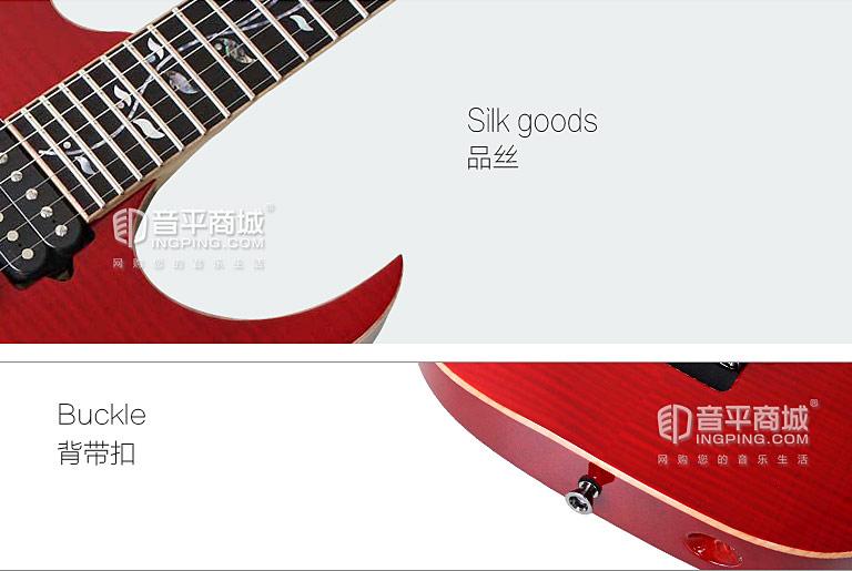 依班娜(Ibanez) RG8570 电吉他