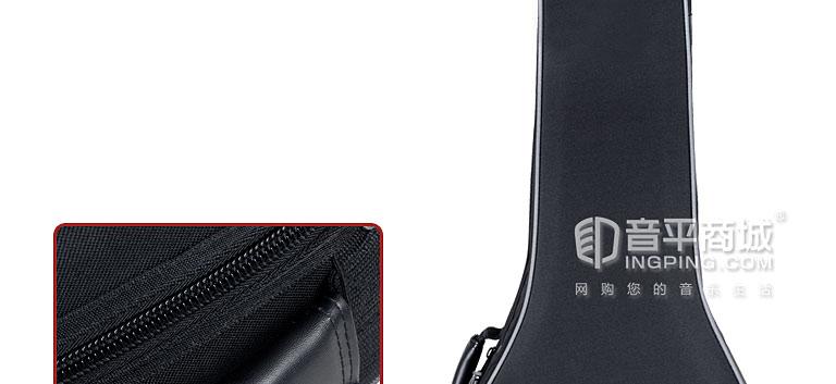 依班娜(Ibanez) FS30DA 泡沫型木吉他轻质琴盒