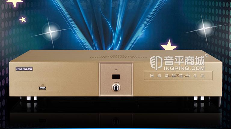 KB-815 家庭KTV 6T点歌机 7万首歌 金色
