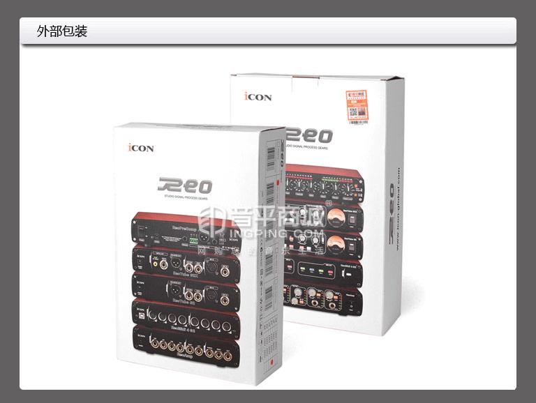 ReoTube G2 电子管话筒放大器