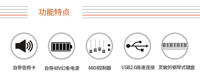 iKeyboard S系列键盘特点