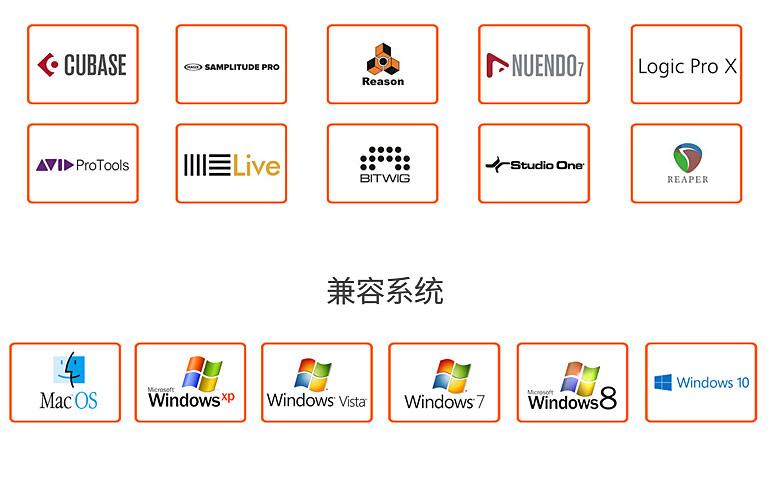 iKeyboard S系列键盘支持软件系统
