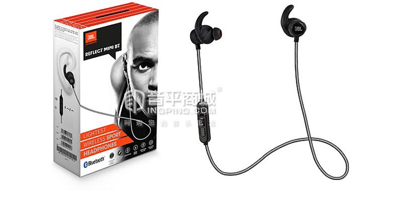 JBL Reflect mini BT 无线蓝牙入耳式运动耳机 带线控