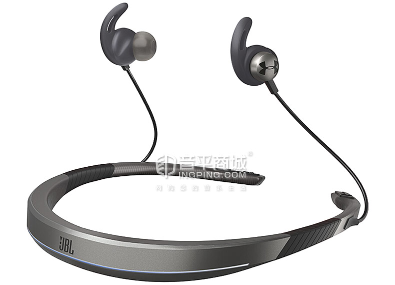 JBL UA Flex 安德玛无线蓝牙颈挂式运动耳机