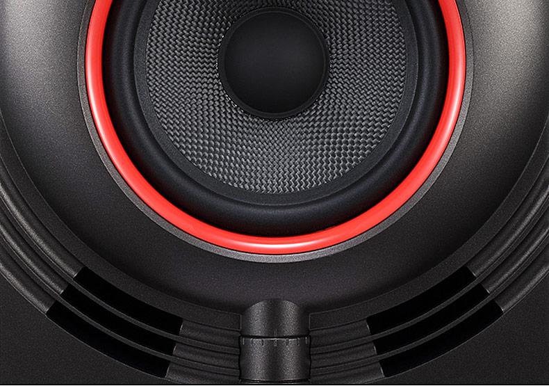 NANO K5  5寸有源监听音响 HiFi音箱(只)