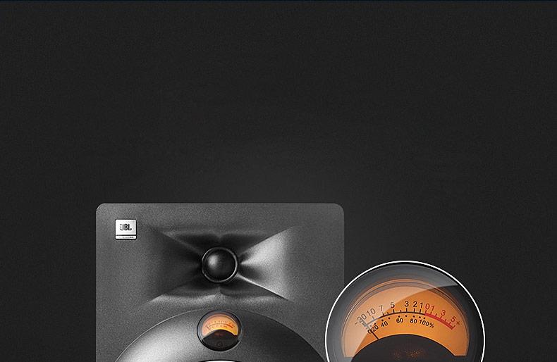 NANO K8  8寸有源监听音响 HiFi音箱