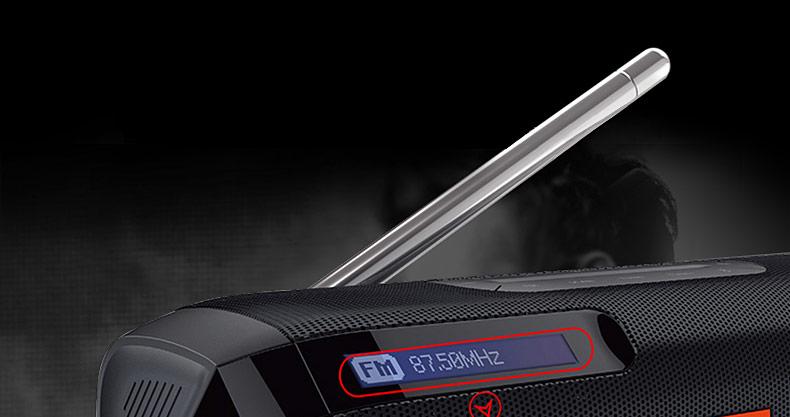 JBL Tuner FM 迷你便携式无线蓝牙插卡音箱 带FM收音机