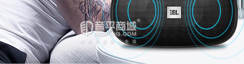 JBL SD-18 无线蓝牙音箱 户外便携式多功能音响 插卡FM收音